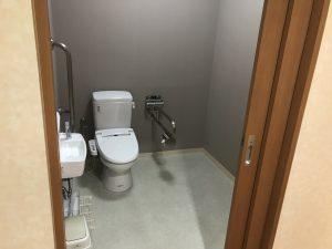 明王会館トイレ