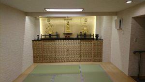 随泉寺の家族葬斎場