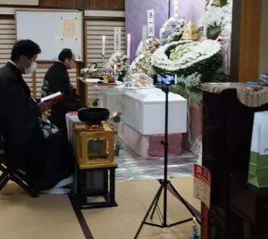 オンライン葬