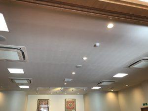 明王会館エアコン完備